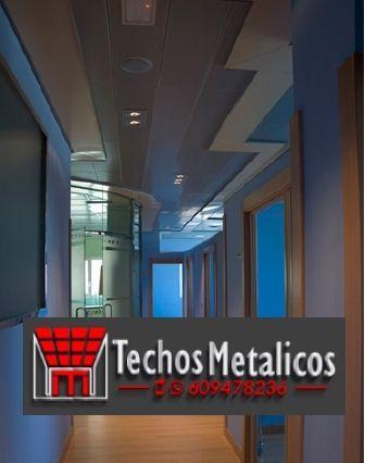 Fabricantes de techos de aluminio en Málaga