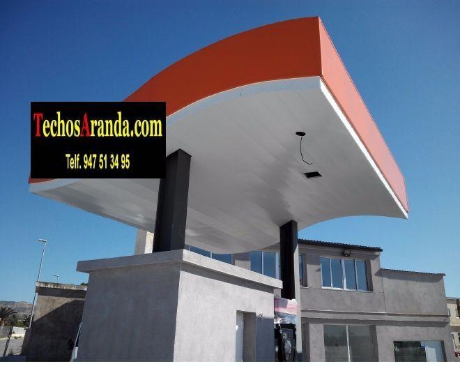Fabricantes de techos de aluminio en Maó