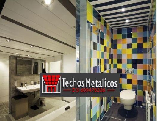 Fabricantes de techos de aluminio en Mijas