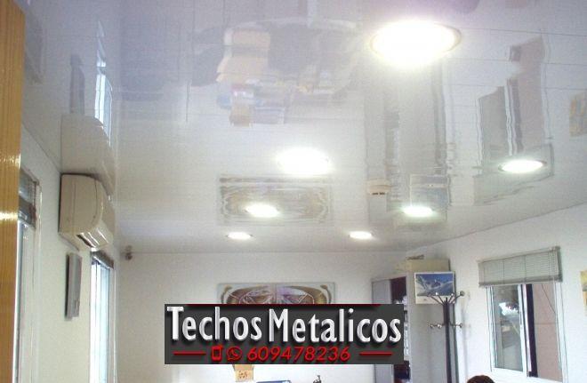 Fabricantes de techos de aluminio en Molins De Rei