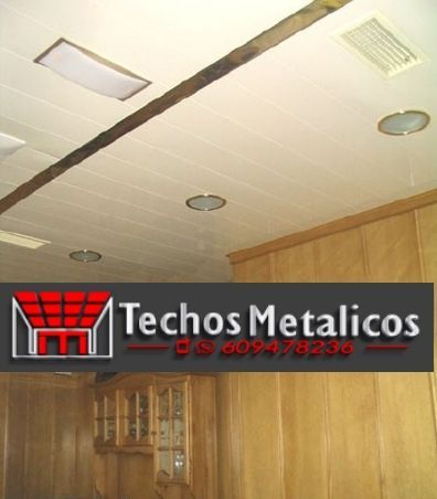 Fabricantes de techos de aluminio en Móstoles