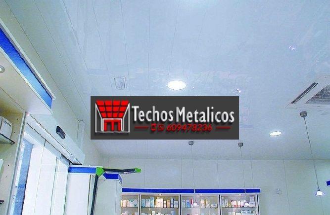 Fabricantes de techos de aluminio en Olot