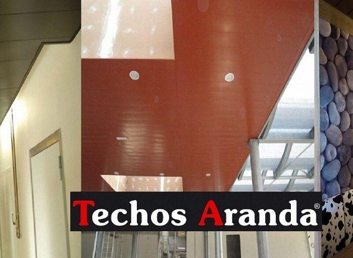 Fabricantes de techos de aluminio en Petrer
