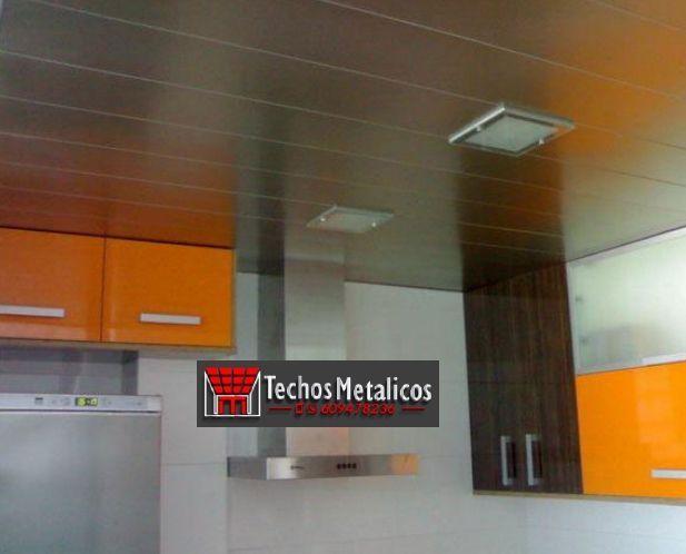 Fabricantes de techos de aluminio en Pozuelo De Alarcón