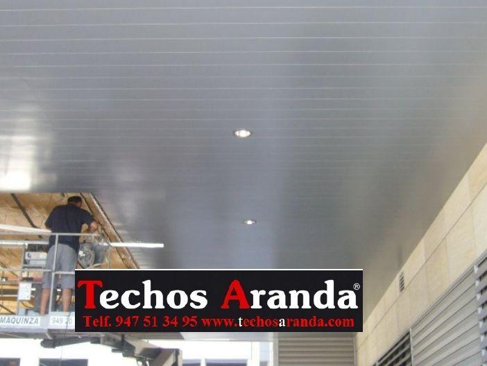 Fabricantes de techos de aluminio en Quart De Poblet