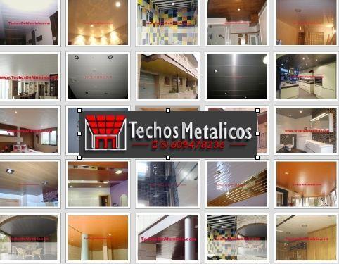 Fabricantes de techos de aluminio en Redondela