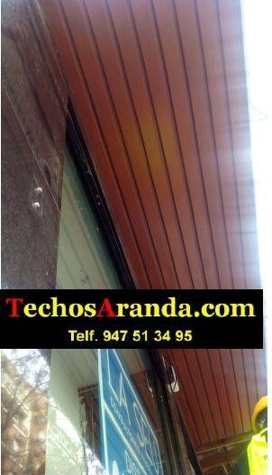 Fabricantes de techos de aluminio en Ronda