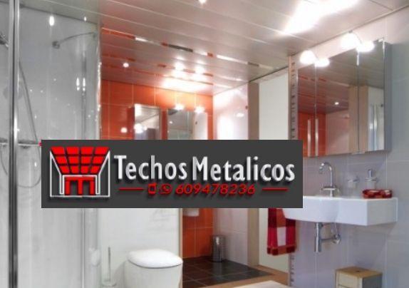 Fabricantes de techos de aluminio en Roquetas De Mar