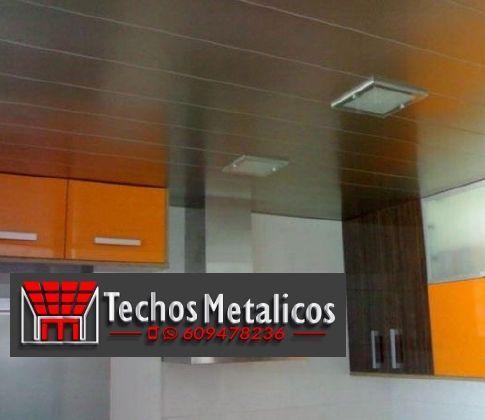 Fabricantes de techos de aluminio en Sant Boi