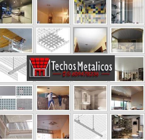Fabricantes de techos de aluminio en Sant Joan Despí