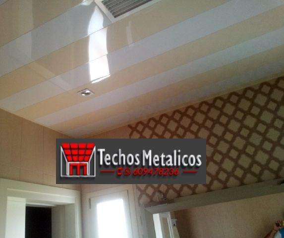 Fabricantes de techos de aluminio en Santa Eulária Des Riu