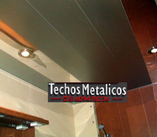 Fabricantes de techos de aluminio en Santa Pola