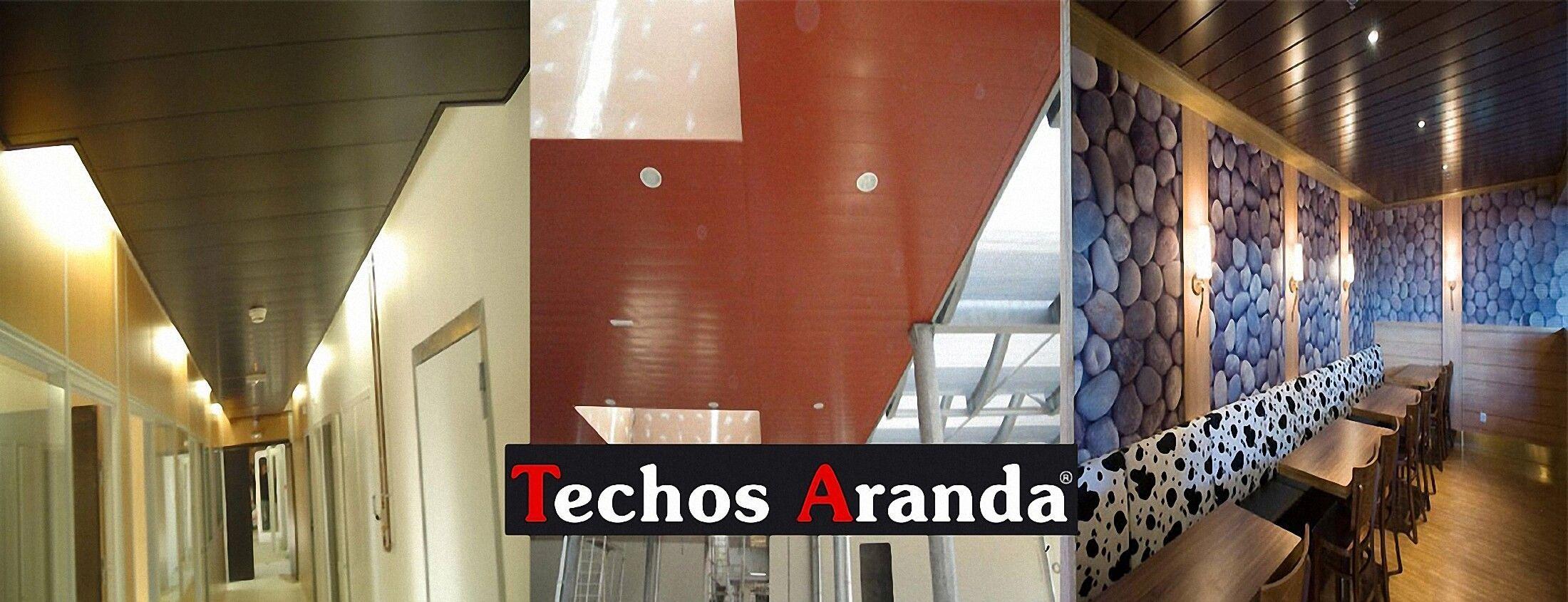 Fabricantes de techos de aluminio en Sitges