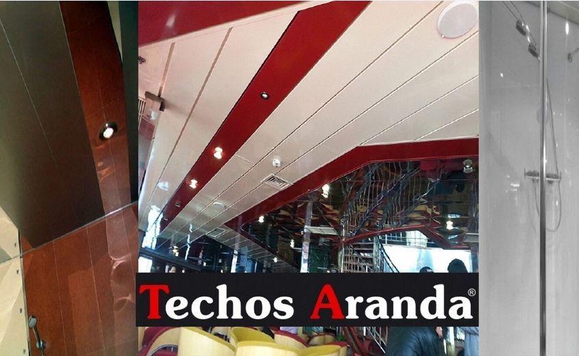 Fabricantes de techos de aluminio en Teruel
