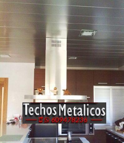 Fabricantes de techos de aluminio en Torrejón De Ardoz