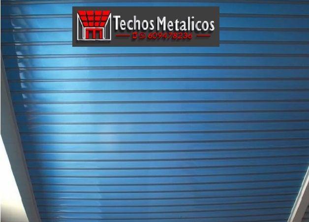 Fabricantes de techos de aluminio en Torrent