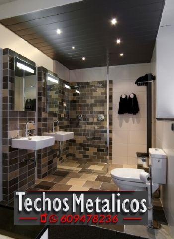 Fabricantes de techos de aluminio en Tortosa