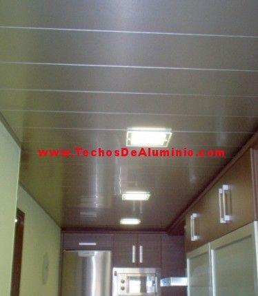 Fabricantes de techos de aluminio en Úbeda