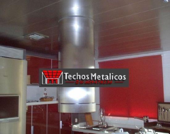 Fabricantes de techos de aluminio en Valéncia