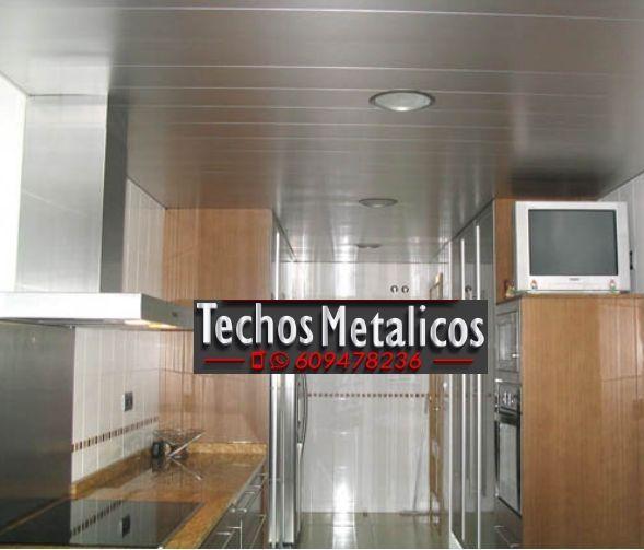 Fabricantes de techos de aluminio en Valls