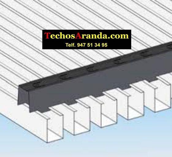 Fabricantes de techos de aluminio en Vilanova De Arousa