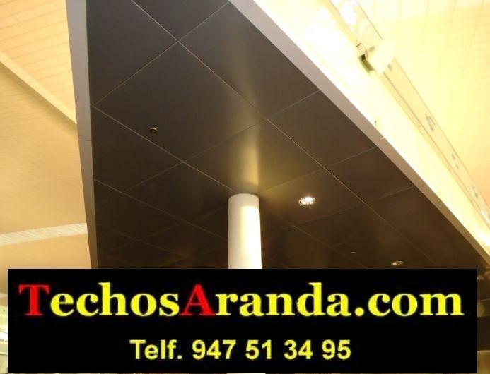 Fabricantes de techos de aluminio en Villanueva De Arosa