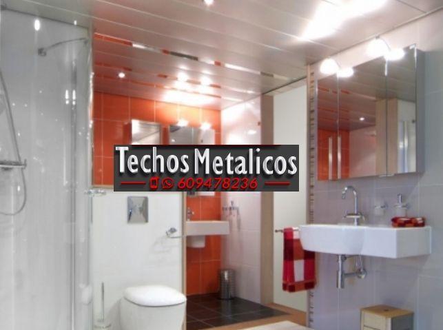 Fabricantes de techos de aluminio en Vinarós