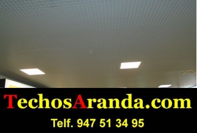 Fabricantes de techos de aluminio en Xirivella
