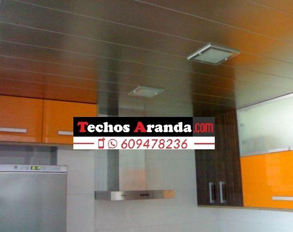 Fabricantes de techos de aluminio en Zaragoza