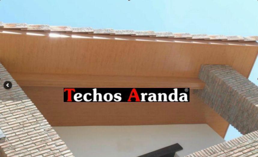 Fabricantes techos de aluminio para construcciones