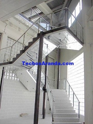 Fabricantes techos de aluminio para rehabilitación de edificios