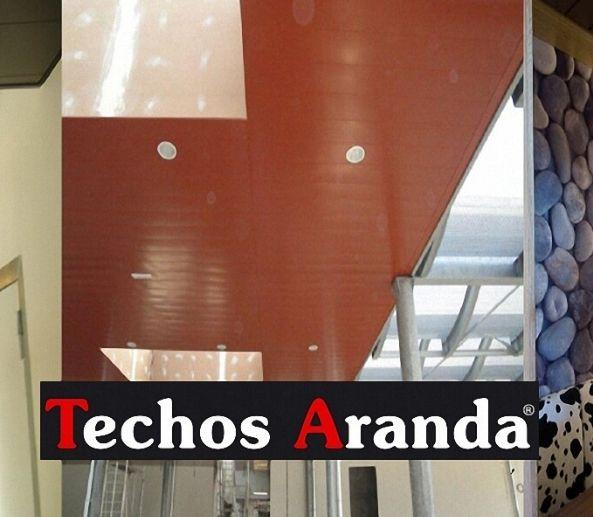 Fabricantes techos de aluminio para restauración de edificios