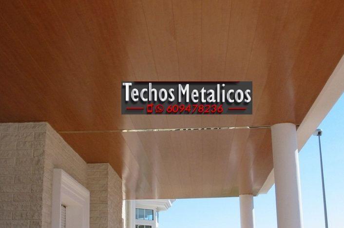 Techo De Aluminio Para Exteriores En Madrid