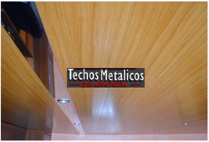 Techo de Aluminio en Madrid