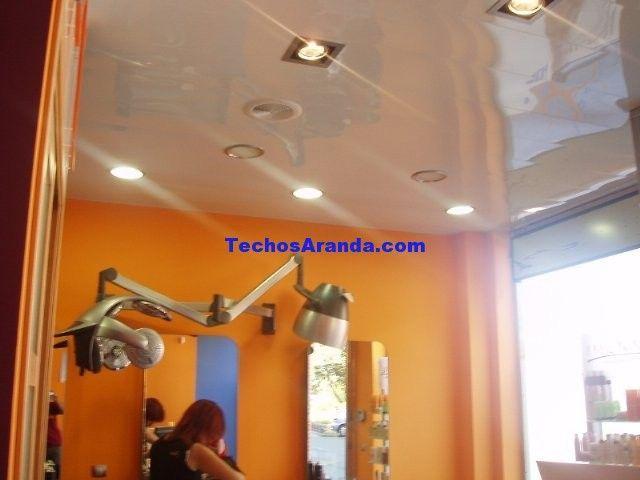 Techo de aluminio Amorebieta-Etxano