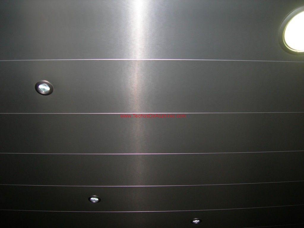 Techo de aluminio Archena