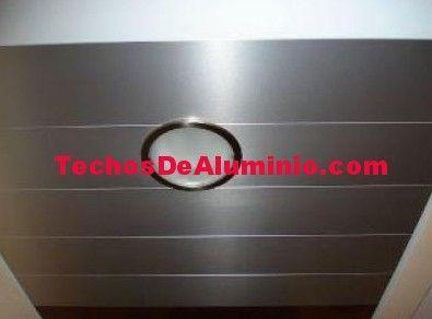 Techo de aluminio Caravaca De La Cruz