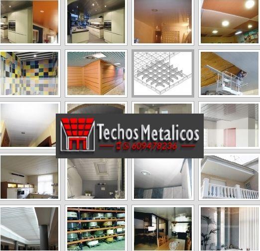 Techo de aluminio Monzón