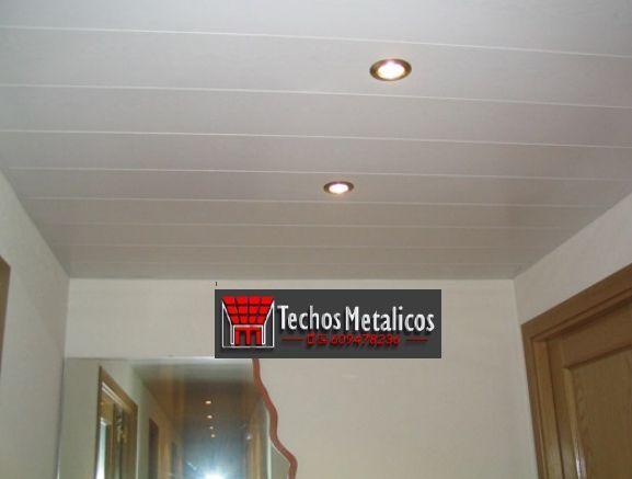 Techo de aluminio San Martín Del Rey Aurelio