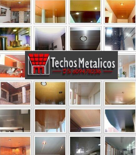 Techo de aluminio San Miguel De Abona