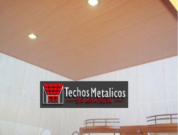 Techo de aluminio Sanxenxo