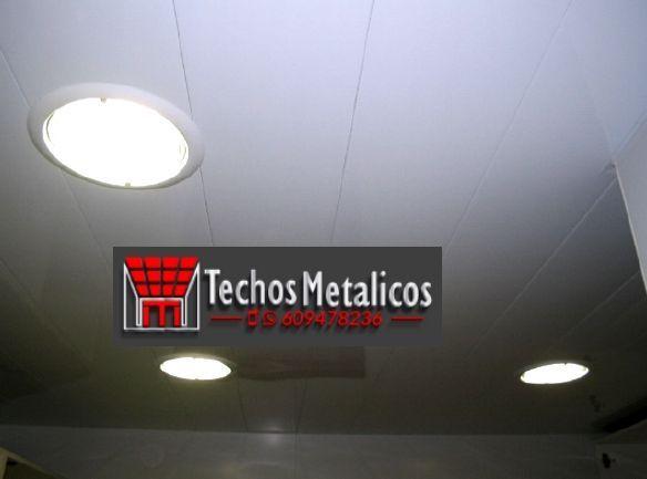 Techo de aluminio Villanueva De La Cañada