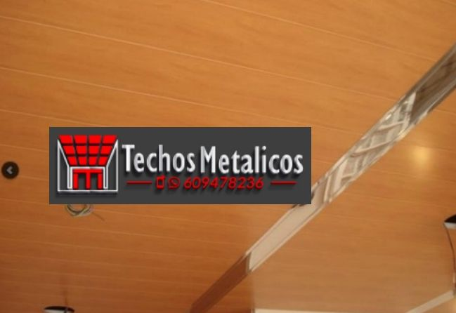 Techos de Aluminio Madrid