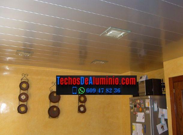Techos de aluminio en Adanero