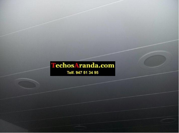 Techos de aluminio en Adsubia