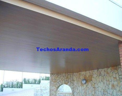Techos de aluminio en Albanchez de Mágina