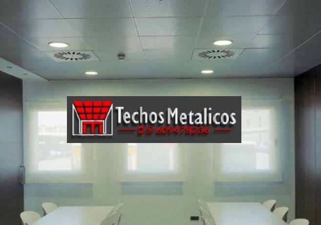 Techos de aluminio en Alboloduy