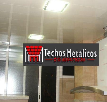 Techos de aluminio en Alcalá del Júcar