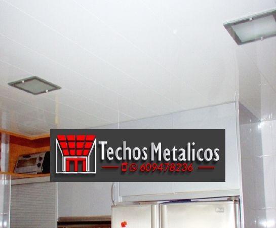 Techos de aluminio en Armuña de Almanzora