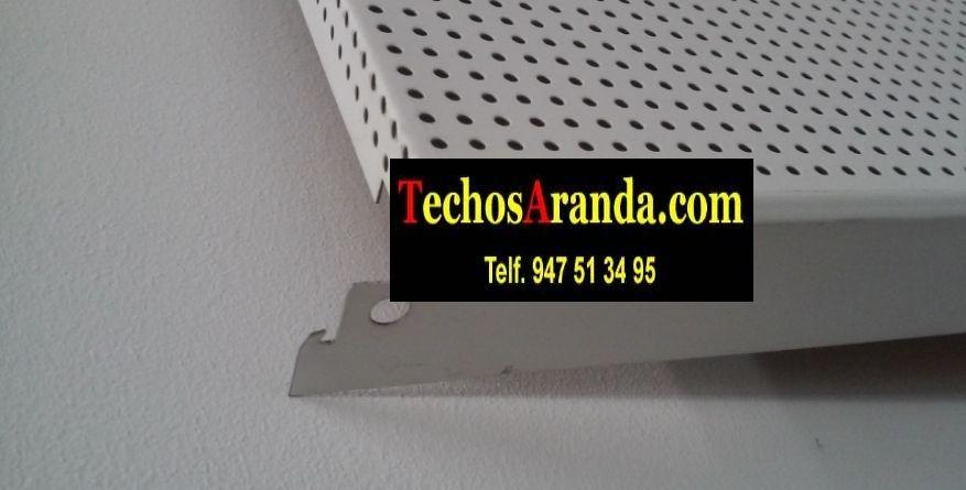 Techos de aluminio en Beniardá